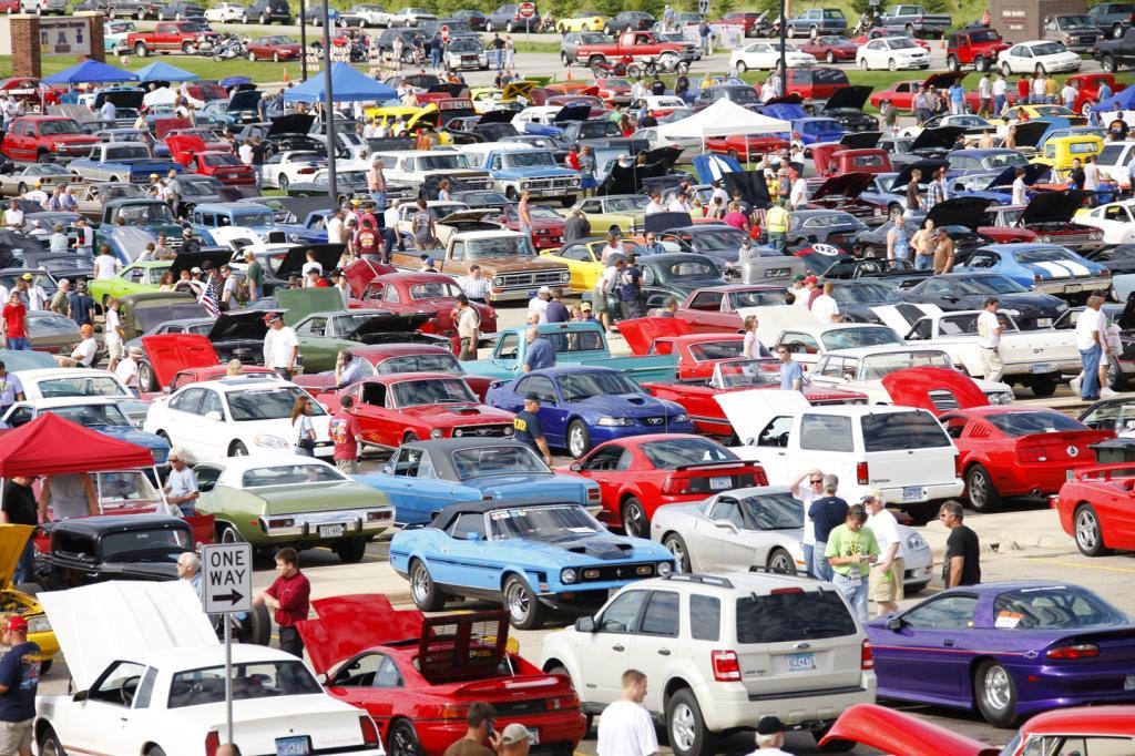 Rod And Custom Car Show Wichita Ks